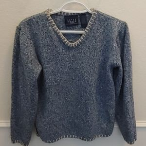 Crazy Horse Liz Claiborne sweater